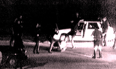 rodney king beating video goes viral
