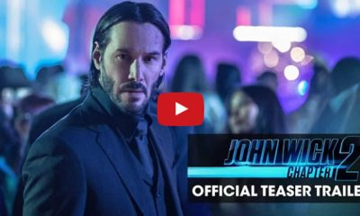 John Wick Chapter 2 Official Trailer