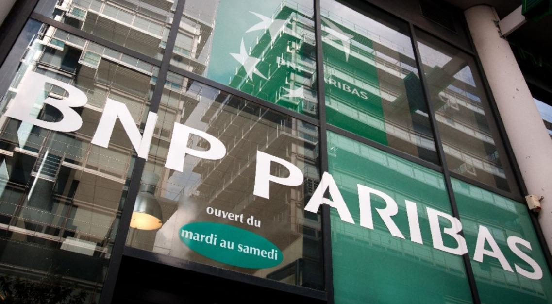 BNP Paribas - best bank