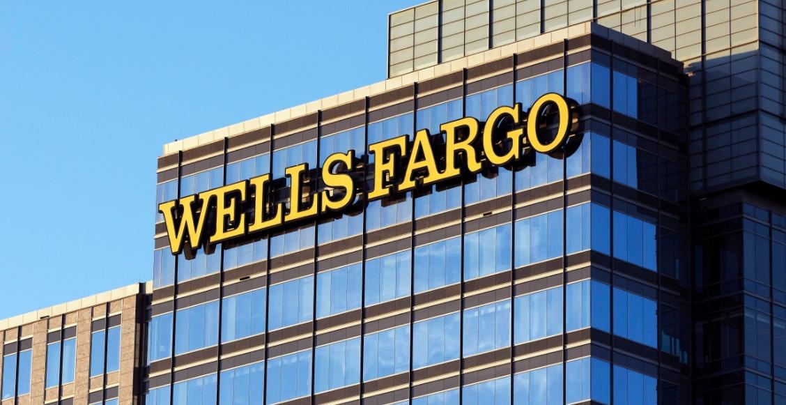 WELLS FARGO - best bank
