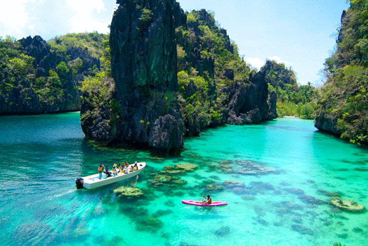 best tourist destination in Philippines