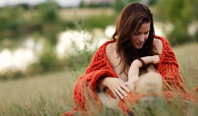 top 10 Benefits from Breastfeeding