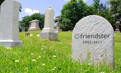 death of friendster