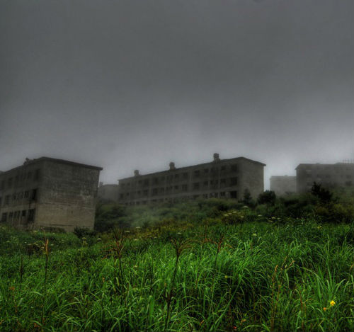 Matsuo Ghost Mine in Japan