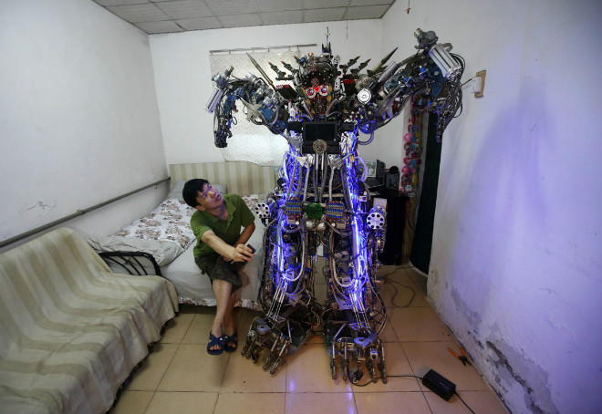 Fully Functional Robot
