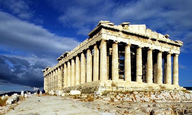 Landmarks of Greece
