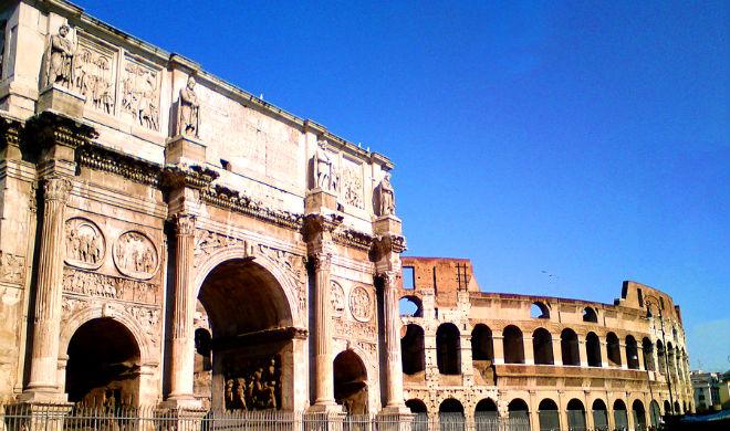Landmarks of Rome