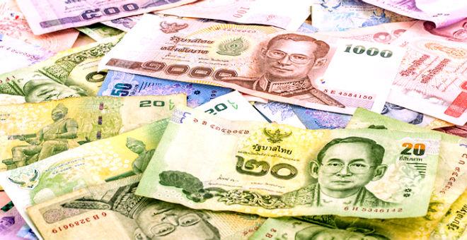 Step on Money in Thailand