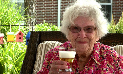 granny Pauline from Pennsylvania reveals secret for longer life