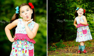 happy acres photography bug back to school photo