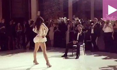 Melissa Molinaro Beyonce Inspired Wedding Dance