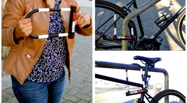 SkunkLock Bike Lock