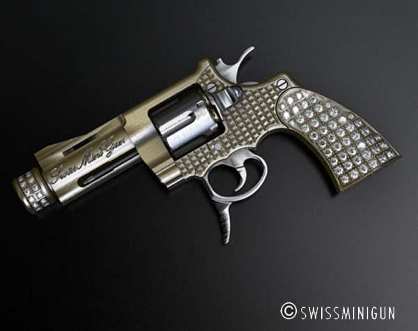 Swiss Mini Gun Diamond