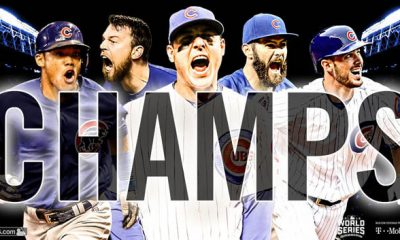 Chicago Cubs Champs