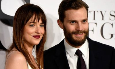 Fifty Shades Darker Dakota Johnson Jamie Dornan