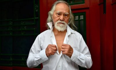 World's Oldest Male Model Wang Deshun