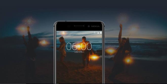 Nokia 6 First Nokia Smartphone