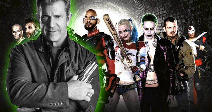 Suicide Squad Mel Gibson