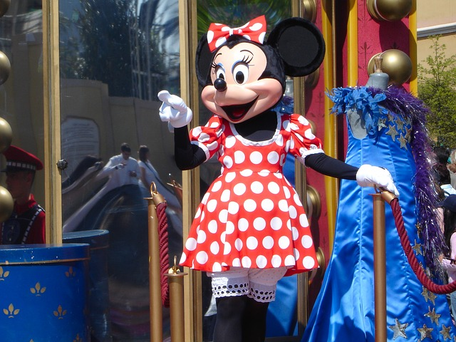 Minnie Mouse Disneyland