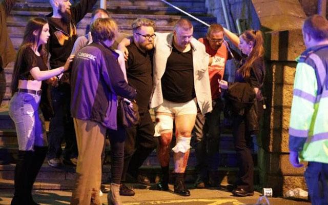 Ariana Grande Concert Explosion Man Victim