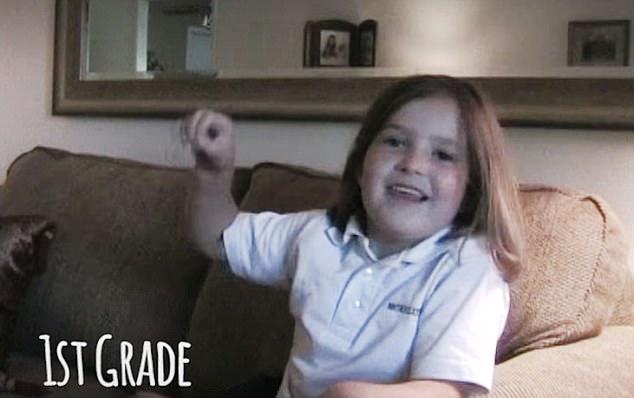 Mackenzie First Grade