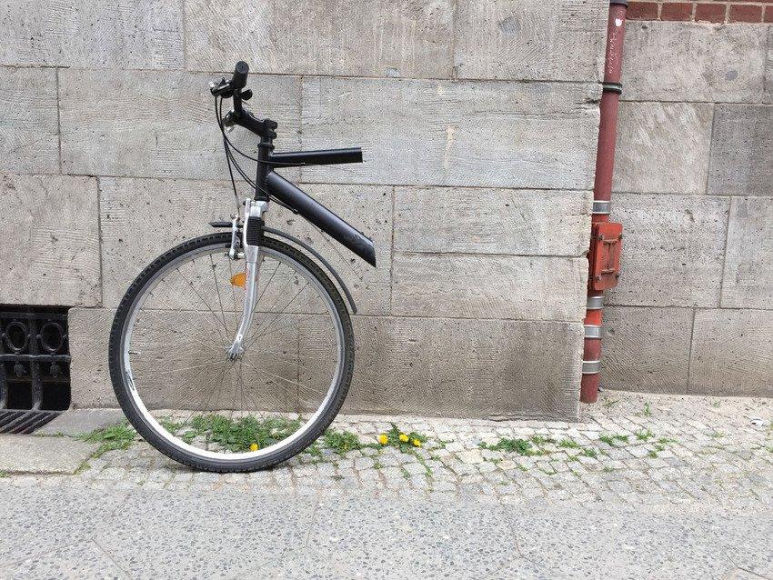 Half Bike