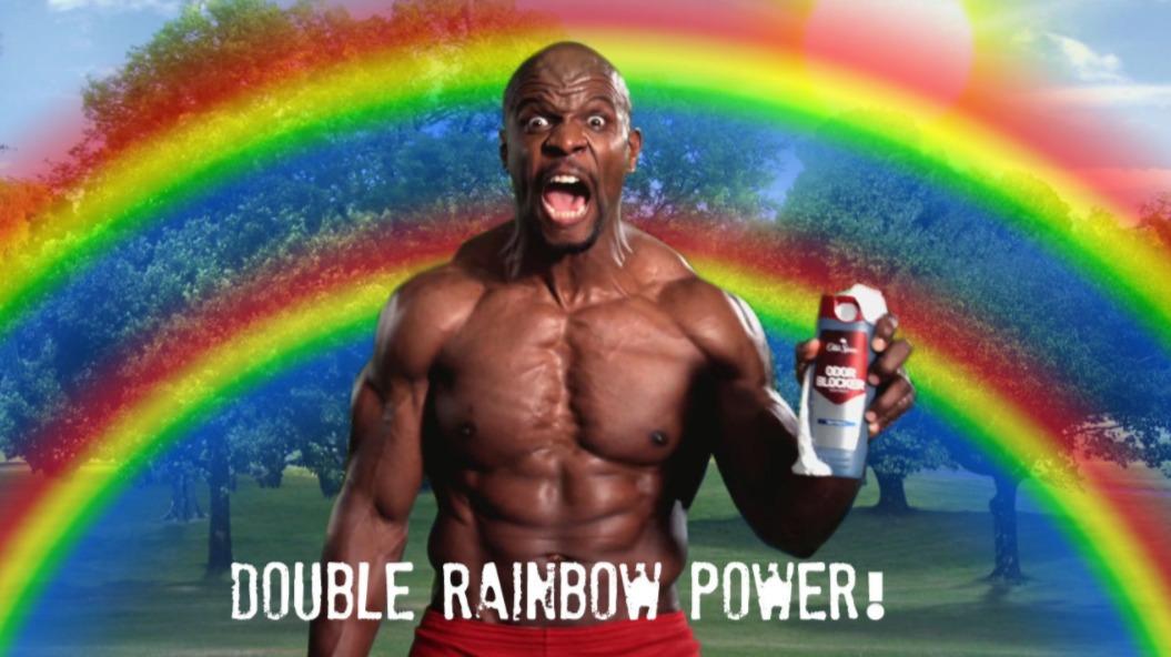 Double Rainbow meme