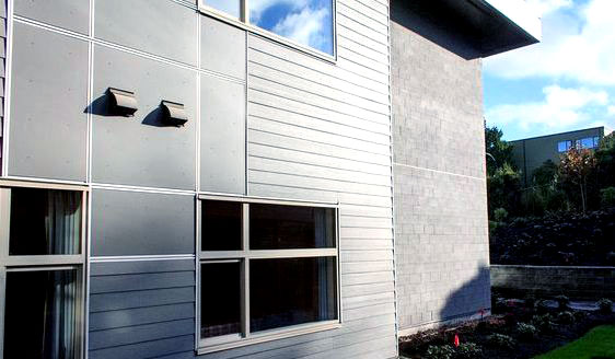 Subtle Differences - Best Exterior House Siding Ideas