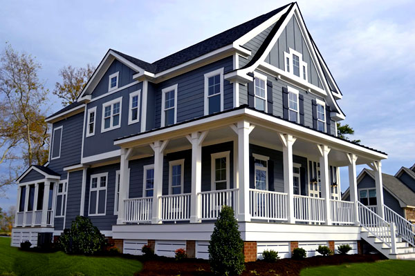 Trims Galore - Exterior House Siding Ideas
