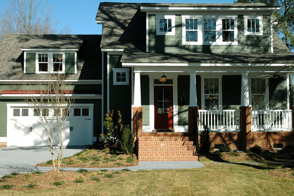 Understated Appeal - Exterior House Siding Options
