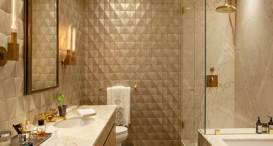 Elegant-Looking Bathroom Design Ideas   HenSpark