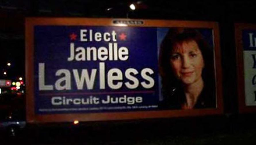 Janelle-Lawless - Funny Names