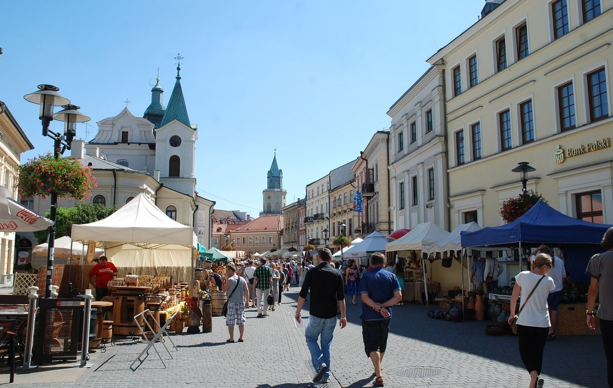 Lublin - Must see Places in Poland - Polska