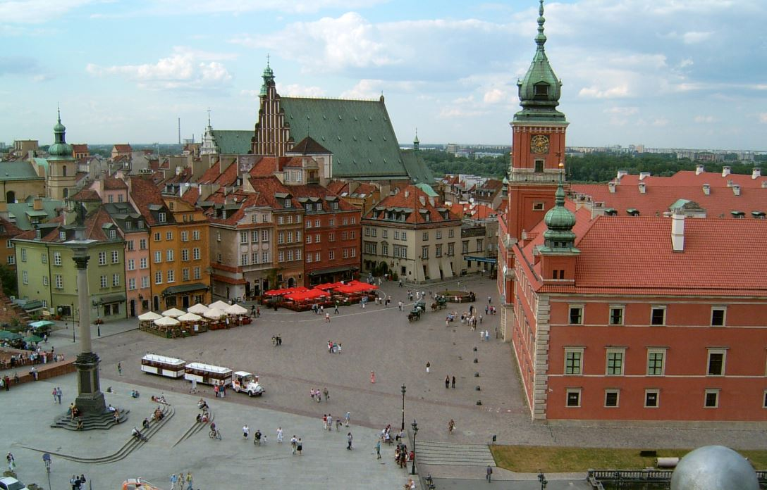 Warsaw - Must see Places in Poland - Polska