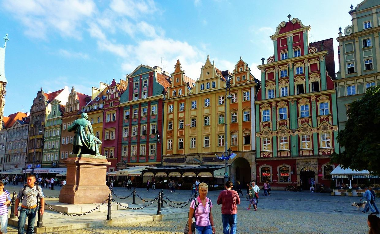 Wroclaw - Must see Places in Poland - Polska
