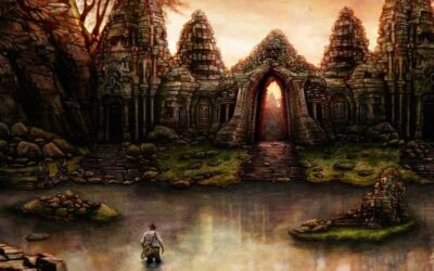 10 of the Legendary Lost Cities of Ancient World Rediscovered