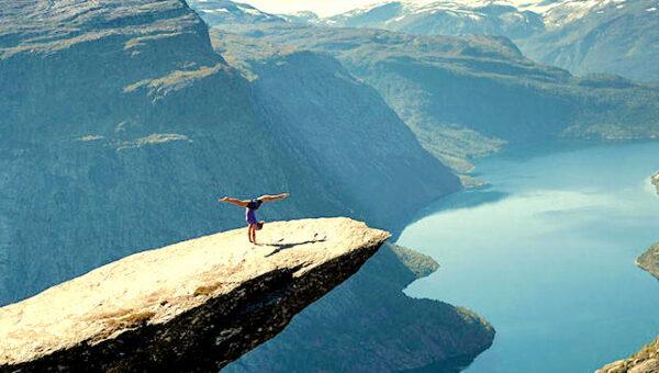 top extreme adventure photo