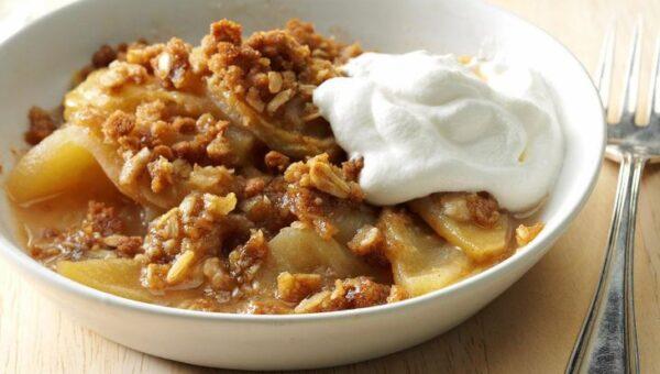 Simple Apple Crisps Recipe